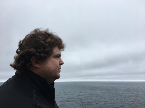 staring sea